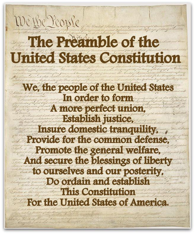 US-Const-Preamble